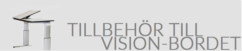 Tillbehör till VISION-bordet